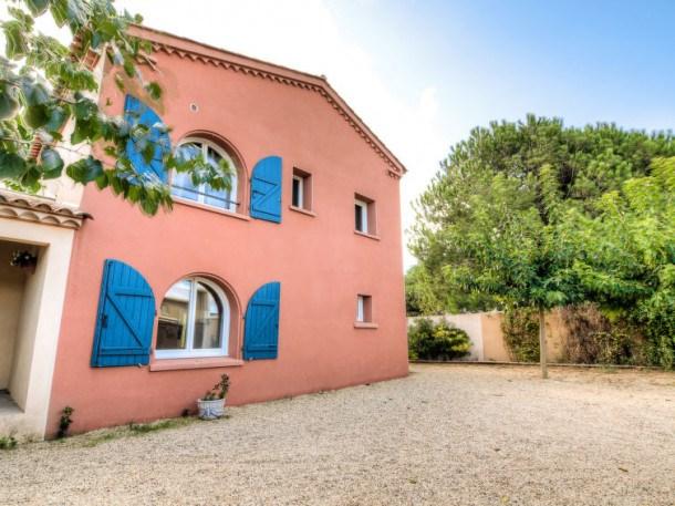 Location vacances Agde -  Maison - 4 personnes - Télévision - Photo N° 1