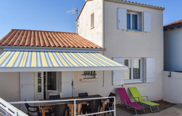 Location vacances La Tranche-sur-Mer -  Maison - 4 personnes - Jardin - Photo N° 1