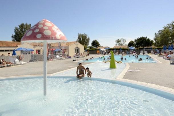 Location vacances Loix -  Maison - 4 personnes - Table de ping-pong - Photo N° 1