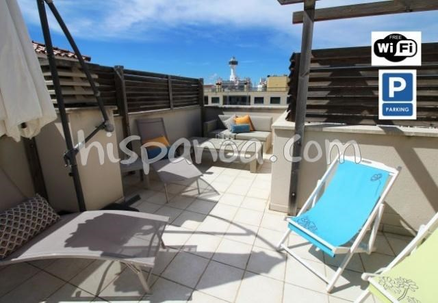 Holiday rentals Castelló d'Empúries - Apartment - 6 persons - BBQ - Photo N° 1