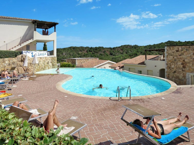 Appartement pour 2 personnes à Baia Sardinia