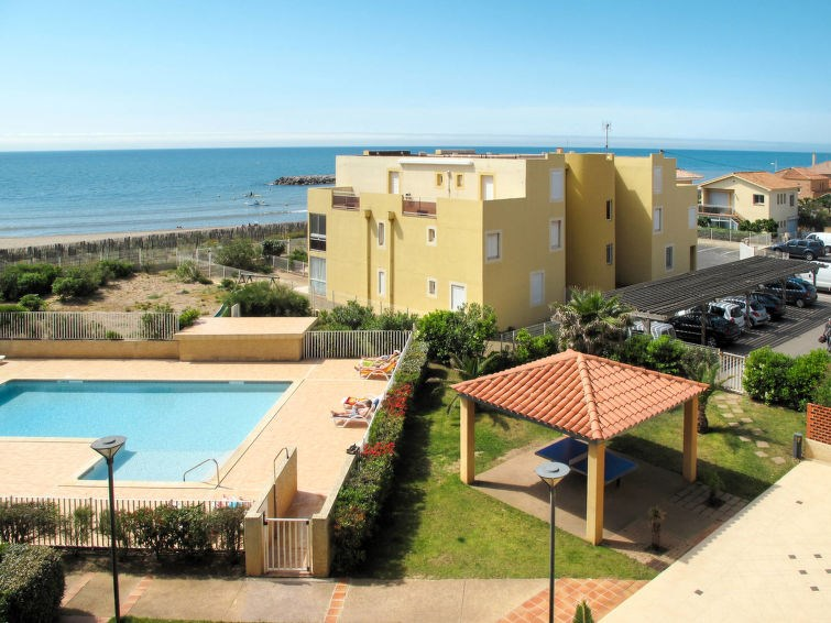 Location vacances Valras-Plage -  Appartement - 6 personnes -  - Photo N° 1