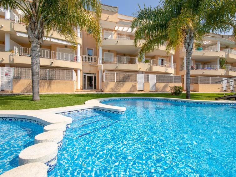 Location vacances Jávea/Xàbia -  Appartement - 4 personnes -  - Photo N° 1