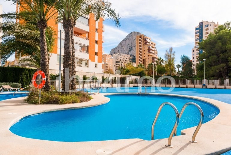 Holiday rentals Calp - Apartment - 4 persons - Television - Photo N° 1