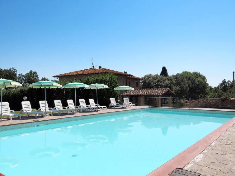 Location vacances Terricciola -  Appartement - 5 personnes -  - Photo N° 1