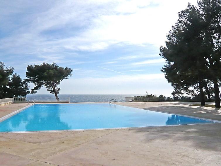 Location vacances Bandol -  Appartement - 4 personnes - Cour - Photo N° 1