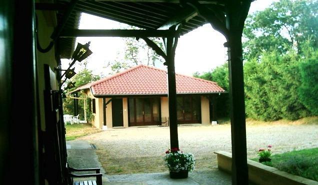 Mini-villa  pour 6 personne(s)