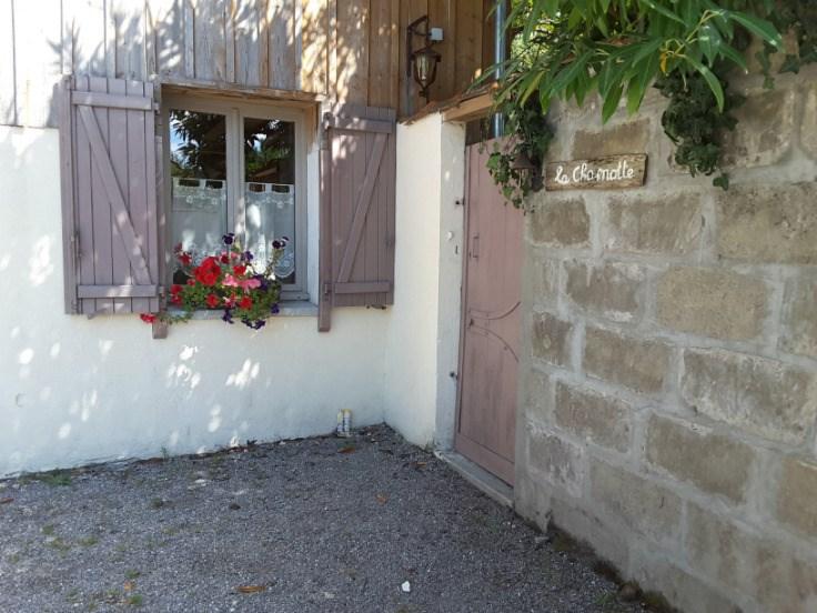 Ancienne grange landaise typique nouvellement restaurée