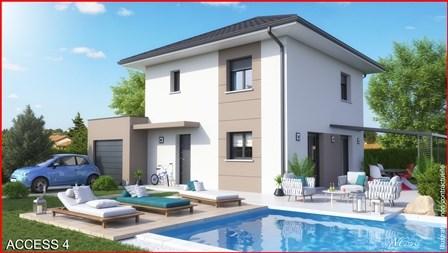 Maison  4 pièces + Terrain 350 m² Cercier par M C A  Maisons et Chalets des Alpes