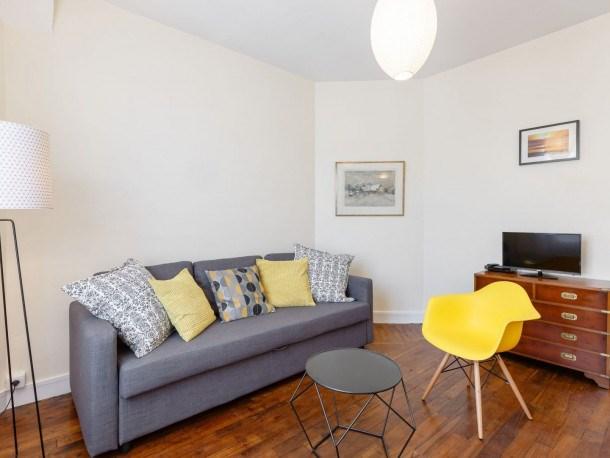 Location vacances Rennes -  Appartement - 2 personnes - Télévision - Photo N° 1