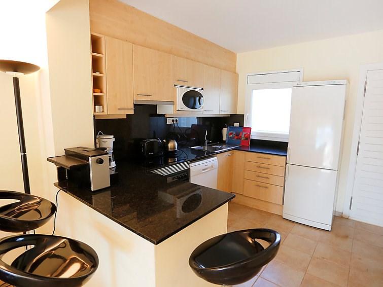 Appartement pour 3 personnes à L'Ametlla de Mar