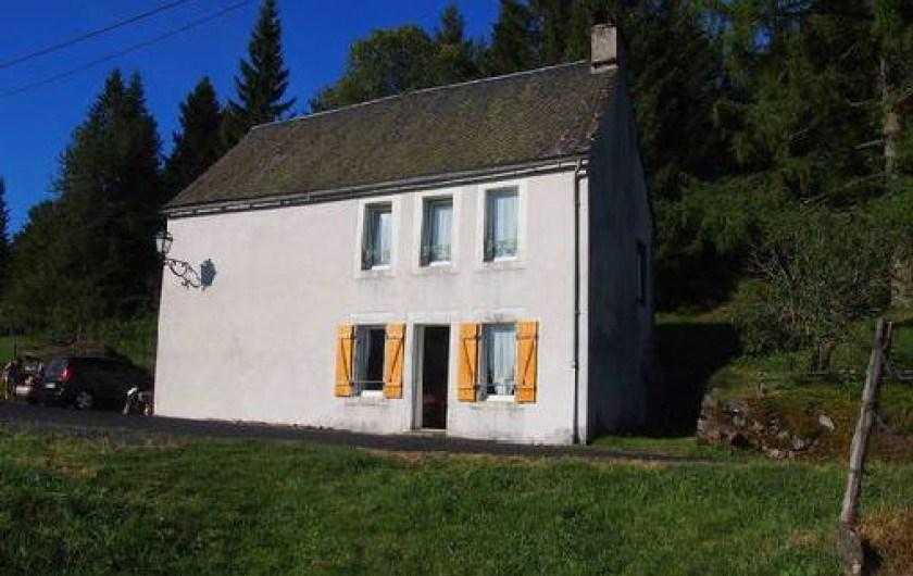 Maison à Saint-Genès-Champespe dans le Puy de Drome en Auvergne