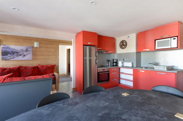 Location vacances Bellentre -  Appartement - 8 personnes - Télévision - Photo N° 1