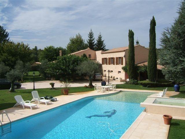 Appartement pour 7 pers. avec piscine, Tourves