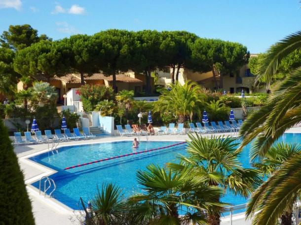 Location vacances Agde -  Appartement - 6 personnes - Table de ping-pong - Photo N° 1