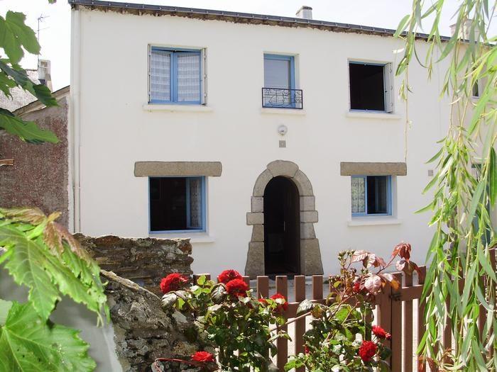 Alquileres de vacaciones Saint-Gildas-de-Rhuys - Casa - 5 personas - BBQ - Foto N° 1