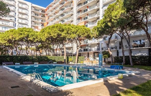 Location vacances Blanes -  Appartement - 4 personnes - Jardin - Photo N° 1