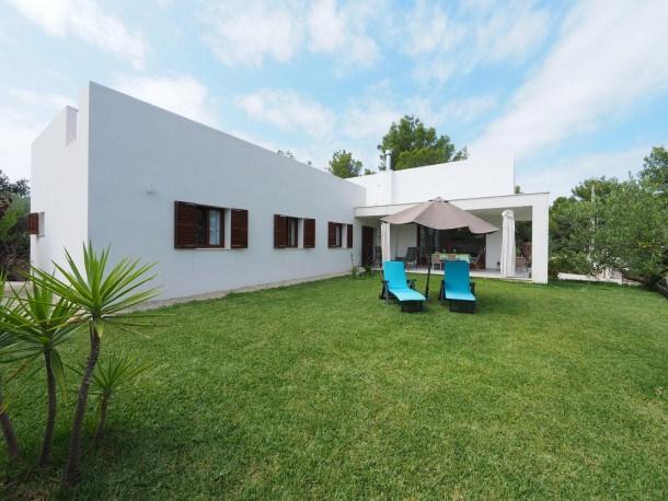 Location vacances Alcúdia -  Maison - 6 personnes - Barbecue - Photo N° 1