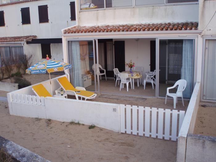 Holiday rentals Saint-Hilaire-de-Riez - Apartment - 5 persons - BBQ - Photo N° 1