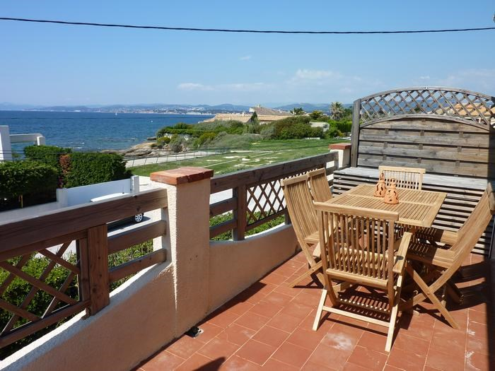 Holiday rentals Six-Fours-les-Plages - Apartment - 4 persons - Garden - Photo N° 1