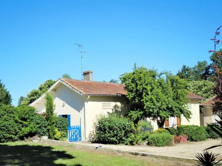 Studio pour 3 personnes à Jau-Dignac et Loirac