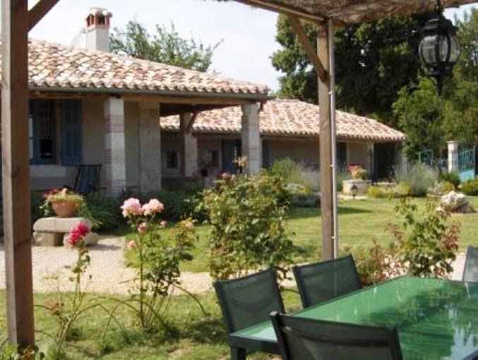 Holiday rentals Castelsagrat - House - 8 persons - BBQ - Photo N° 1