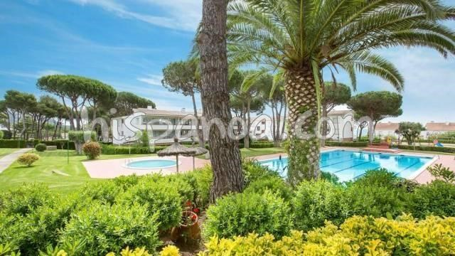 Holiday rentals Palafrugell - Apartment - 5 persons - Garden furniture - Photo N° 1
