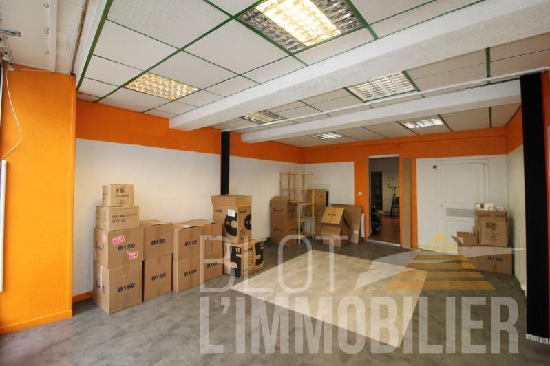 Location Local 60m² Bourgoin Jallieu