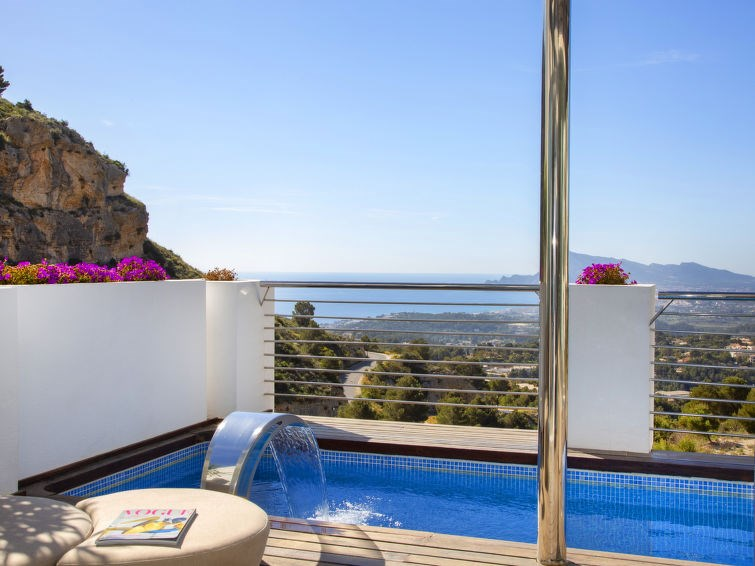 Location vacances Altea -  Maison - 6 personnes -  - Photo N° 1
