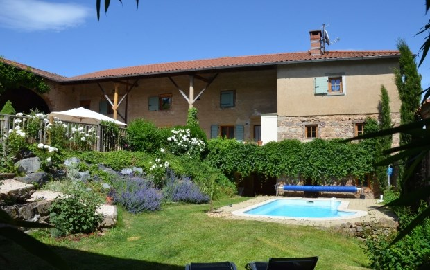Location vacances Saint-Laurent-de-Chamousset -  Gite - 20 personnes - Barbecue - Photo N° 1