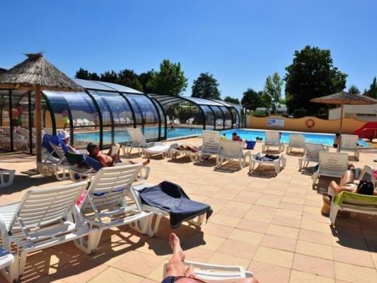 Location vacances Bretignolles-sur-Mer -  Maison - 8 personnes - Salon de jardin - Photo N° 1