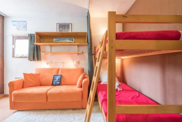 Location vacances Montgenèvre -  Appartement - 2 personnes - Télévision - Photo N° 1