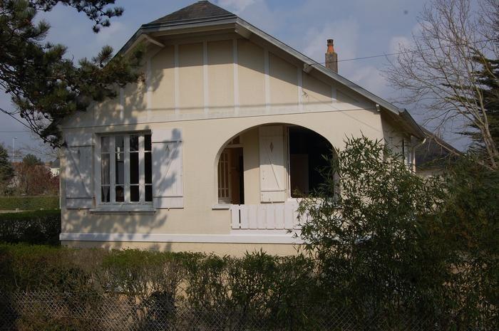 Villa pour 6 pers. avec parking privé, Saint-Pair-sur-Mer