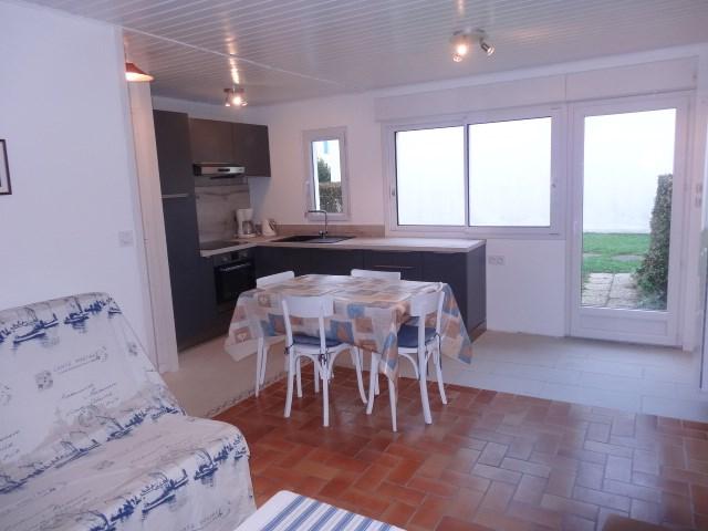 Location vacances Noirmoutier-en-l'Île -  Appartement - 2 personnes - Jardin - Photo N° 1