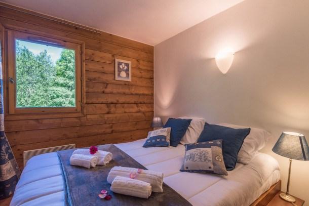 Location vacances Les Houches -  Appartement - 6 personnes - Télévision - Photo N° 1