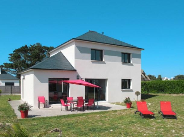 Location vacances Cléder -  Maison - 6 personnes - Barbecue - Photo N° 1
