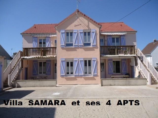 VILLA SAMARA et ses 4 APTS, située à 300 M de la plage  avec terrasse ou balcon