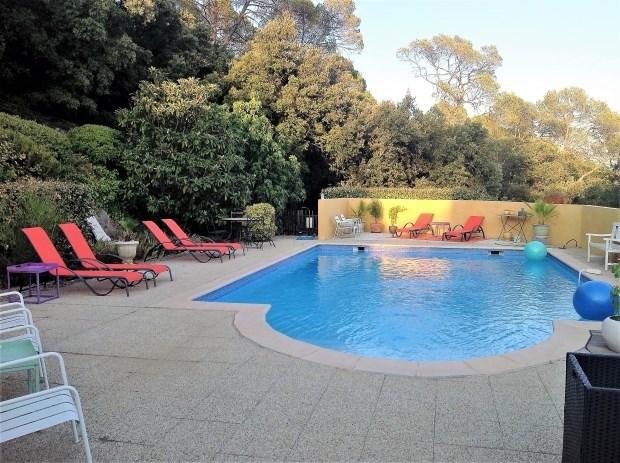 Villa Arthur, jardin et piscine privé avec vue sur la region, au calme - Lorgues