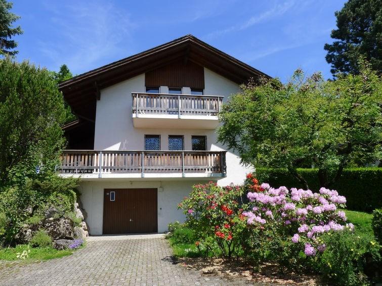 Maison pour 5 personnes à Greppen