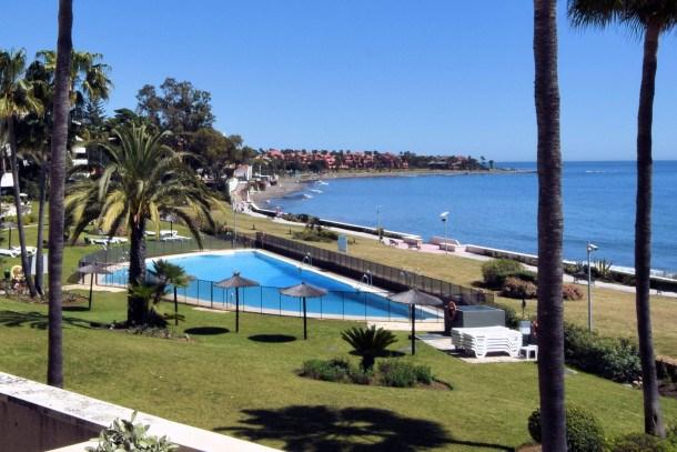 Location vacances Estepona -  Appartement - 8 personnes - Lecteur DVD - Photo N° 1