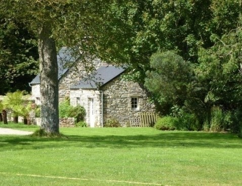 Location vacances Sonzay -  Maison - 2 personnes - Barbecue - Photo N° 1