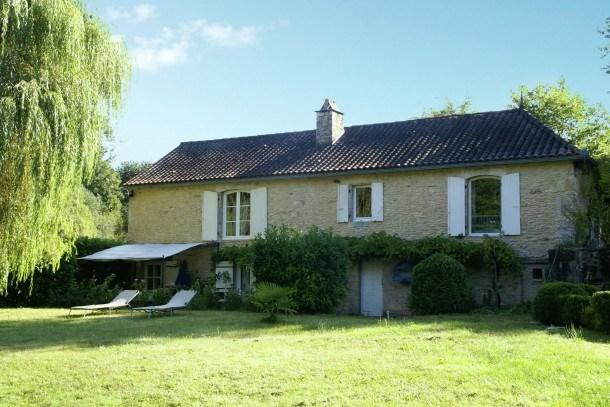 Maison de vacances Le Moulin de La Baronne Villefranche du Périgord