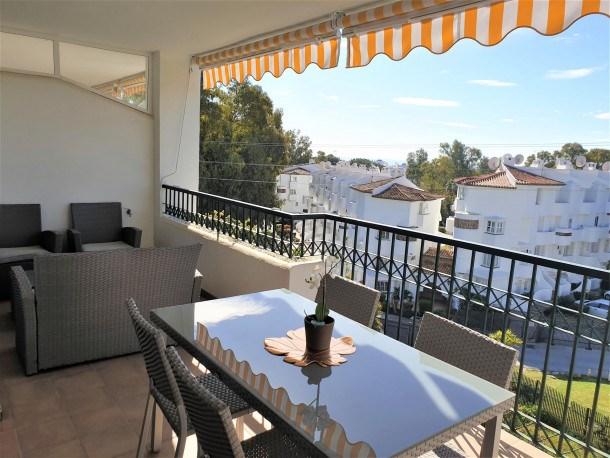 Location vacances Mijas -  Appartement - 5 personnes - Télévision - Photo N° 1