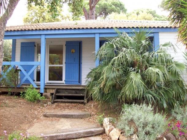 Maison californienne 3 chambres  6 personnes près de la plage
