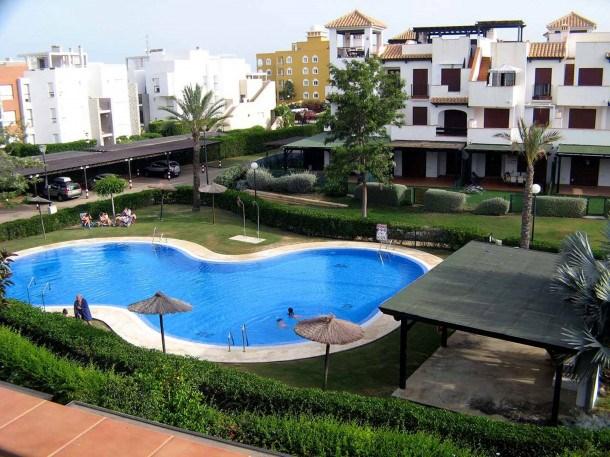 Location vacances Vera -  Appartement - 4 personnes - Télévision - Photo N° 1