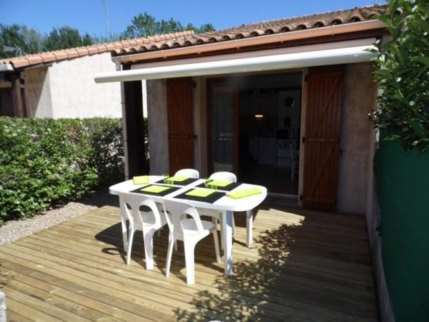 Location vacances Marseillan -  Maison - 6 personnes - Télévision - Photo N° 1