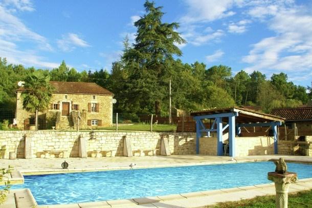 Maison de vacances Blanquefort Sur Briolance 12 pers