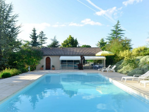 Location vacances Montcuq -  Maison - 3 personnes - Barbecue - Photo N° 1
