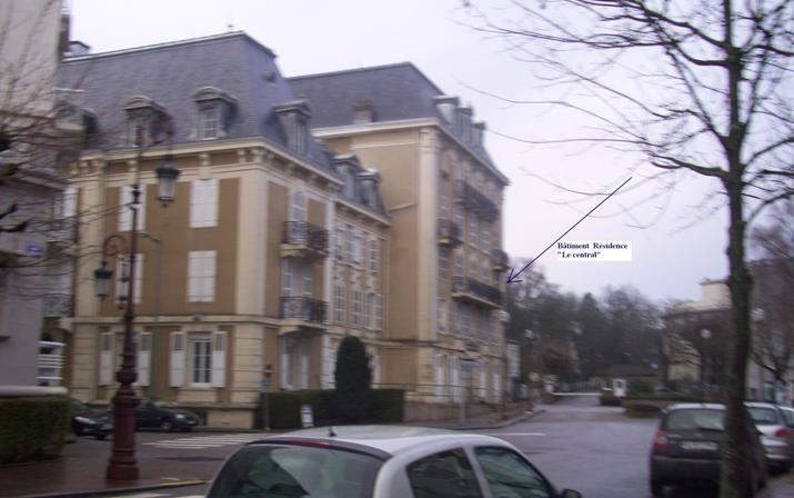 Studio de tourisme 2 étoiles à Vittel - Vittel