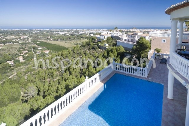 House for 6 ppl. with pool, Dénia